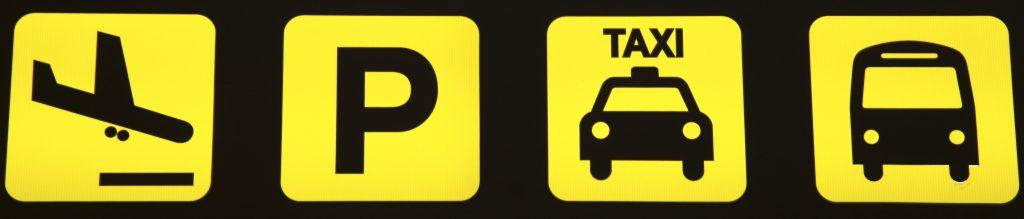 Airport logo's